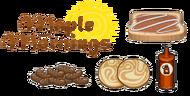 Maple Mornings Ingredients - Cheeseria