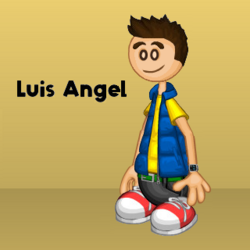 Luis Angel All Cleaned Up!