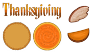 Pizzeria HD - Thanksgiving Ingredients