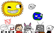 Fsjal sheldon and mr randoms characters by marioandsoniclover-d599cz7
