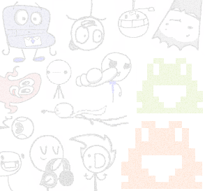 File:Flipnote Artist Wiki Background - Hatena Studio Characters TeenChat JT Birdie BAI GUS.png