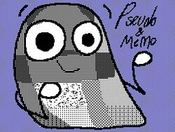 PSEUDO & MEMO - Pseudonymous Clayblob Flipnote Hatena