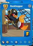 Rockhopper card