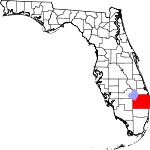 150px-Map of Florida highlighting Palm Beach County svg