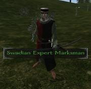 Swadian expert marksman