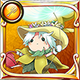 Kyouka rei 100 year yellow icon