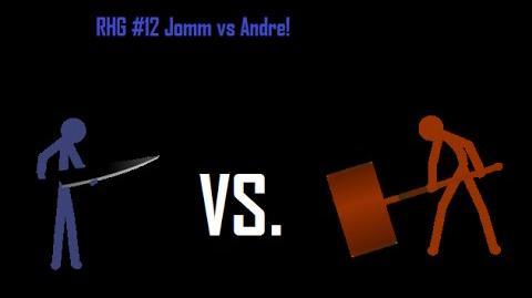 Andre vs Jomm