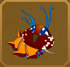 Amber Paradise Skipper§Caterpillar