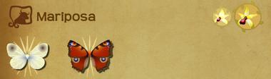 Mariposa Set§Flutterpedia