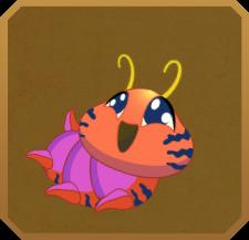 Resplendent Forester§Caterpillar