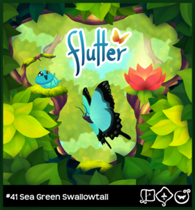 Sea Green Swallowtail§Loading Screen