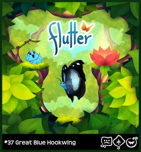 Great Blue Hookwing§Loading Screen