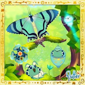 Agathyrsus Day-flying Moth§Facebook