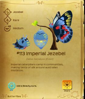 Imperial Jezebel§Flutterpedia