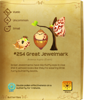 Great Jewelmark§Flutterpedia