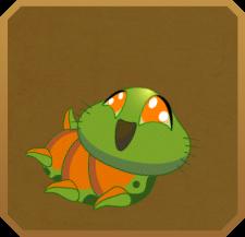 Edwards' Forester§Caterpillar