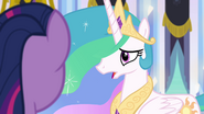 Princess Celestia -I must call in another- S4E25