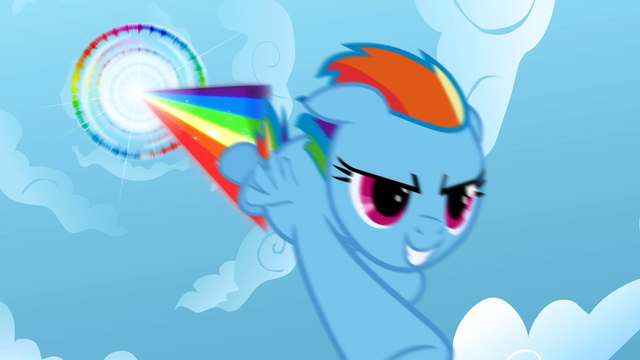 File:Rainbow Dash performing Sonic Rainboom.png