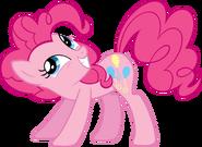Excited Pinkie Pie