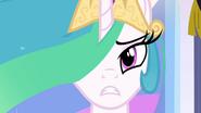 Princess Celestia plans to summon Discord S4E25