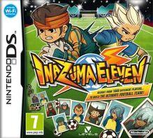 Inazuma eleven the game