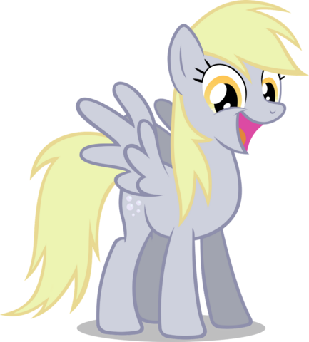 File:Derpy is happy.png