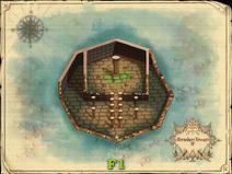 Forsaken Tower Floor 1 Map
