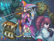Ivillis Temple Loading Screen