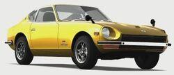 NissanFairladyZ1969