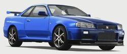 NissanSkylineGTR2002