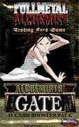 Alchemist Gate Izumi Curtis