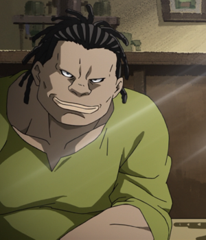 Jerso | Full Metal Alchemist | FANDOM powered by Wikia