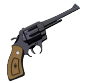 Leon Revolver Modified