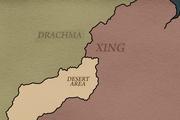 Drachma Xing Border