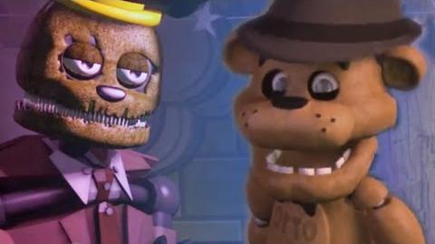 FNAF SFM KID ON CRACK (Five Nights at Freddy's Animation)