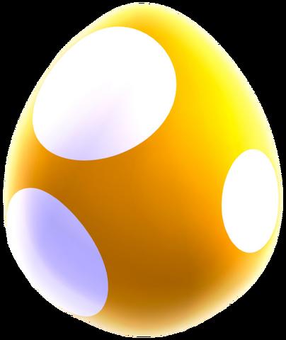 File:Krazy Yoshi Egg.png