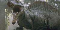 Snappy the Spinosaurus Aegyptiacus