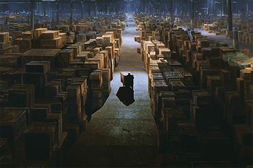 Freddy's Warehouse