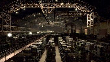 Fnaf Warehouse