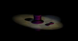 Hat & bowtie
