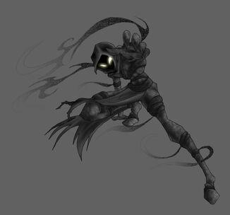 Wraith Form