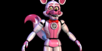 Funtime Foxy (disambiguation)