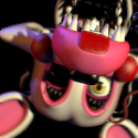 File:Mangle Jumpscare FNaF 2.png