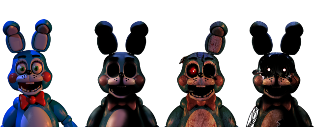 File:Five nights at freddy s toy bonnies by christian2099-d8jvond.png