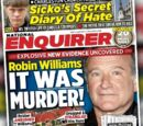 Murder of Robin Williams