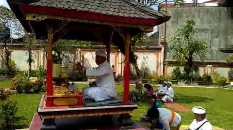 Kidung Wargasari - Balinese Sacred Song