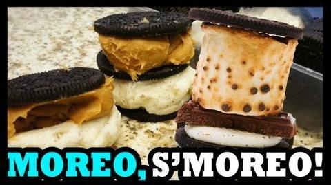 Oreo, Moreo, S'moreo! - The Food Feeder