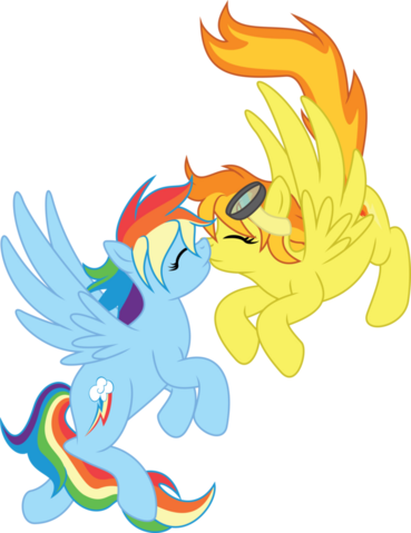 File:Spitdash flamebow collission by mysteriouskaos-d5mfzgy.png