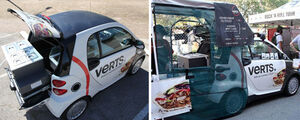 Verts Food Cart