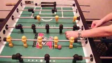 Foosball Wiki Chip Passing
